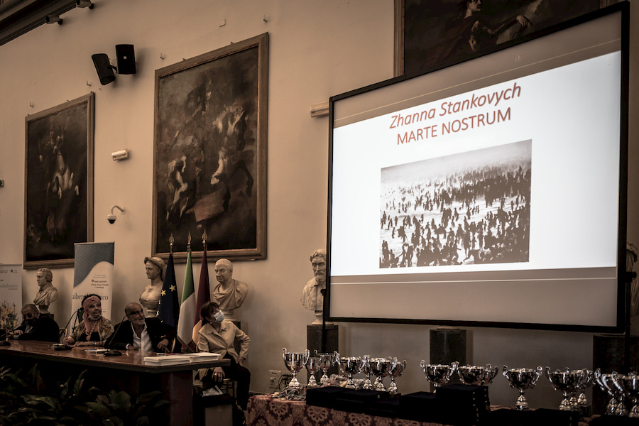 Campidoglio premio Zhanna Stankovych